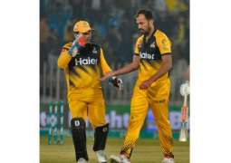 Malik, Wahab set Zalmi's 30-run win over Gladiators