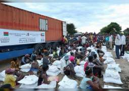 Khalifa Foundation implements final phase of relief operations for Madagascar floods victims