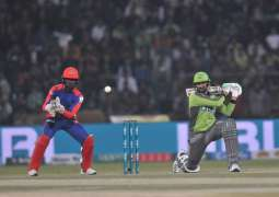 Dunk's record 12 sixes set Lahore's win over Karachi