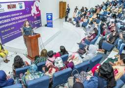 UVAS holds seminar on 'Women Entrepreneurship: Opportunities and Challenges' in connection with International Woman Day