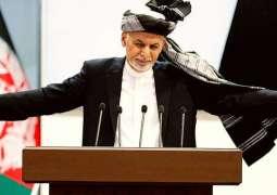 Ashraf Ghani, Key Rival Sworn in as Afghan Presidents in Two Parallel Inaugurations