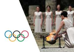 Olympic Flame Lighting Ceremony in Greece to Be Held Behind Closed Doors Due to COVID-19