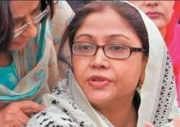 NAB court reserves verdict on Faryal Talpur's plea for bank account