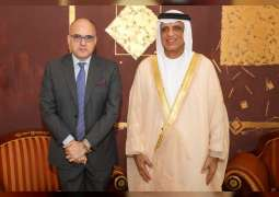 RAK Ruler receives Ambassador of Costa Rica