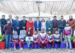 USL-2020: UVAS getsfirst and 3rdpositions in Table Tennis Expert and Premier Leagues