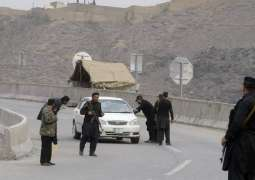 Russian, CIS Border Services Say Militants Boosting Activity in Afghanistan