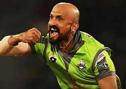 PCB fines Qalandars' Dilbar Hussain for violating Code and Conduct against Zalmis