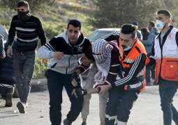 Palestinian Teenager Killed, 112 Injured in Clashes With Israel Forces in West Bank