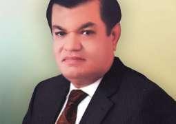 National economic development linked to the uplift of Karachi: Mian Zahid Hussain