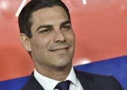 Miami Mayor Says He's in Self-Quarantine After Testing Positive for Coronavirus