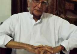 Co-founder of PPP Dr. Mubashir Hassan passes away
