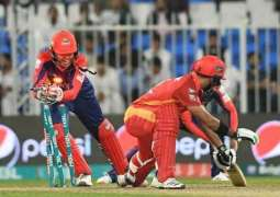 Islamabad United will take on Karachi Kings today