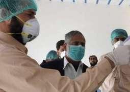 Pakistan's Coronavirus tally reaches to 193