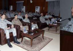Chief Of The Naval Staff Visits Air War College