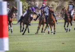 UAE Polo defeats Desert Palm in President Polo Cup