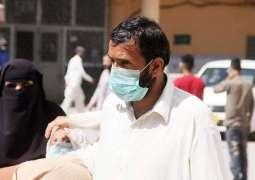 Pakistan's Coronavirus tally reaches to 343 cases