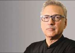 President Alvi urges people to forget their differences in fight against Coronavirus