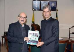 Improved justice system first step towards welfare state: AJK president