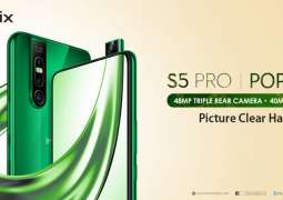Infinix Officially Announced S5 Pro, 40MP Pop-up Selfie Camera Smartphone