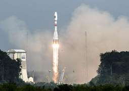 Russia Launches Soyuz-2.1b Rocket With 34 UK OneWeb Satellites From Baikonur - Roscosmos