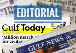 UAE Press: To combat the coronavirus, stay at home - it is the responsible thing to do