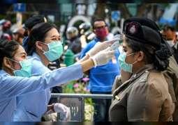 Thailand reports 188 new coronavirus cases