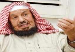 """عبداللہ المنیع یفتي  بعقوبة """" القتل تعزیرا """" لمن یتعمد نشر فیروس کورونا بین الناس في السعودیة"""