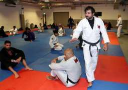 Jiu-jitsu is receiving significant support in the UAE: Ramon Limos