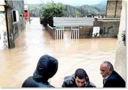 Spring Floods Kill 11 in Iran - Emergency Services