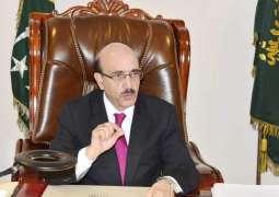 Quarantine centers, RRT form in 10 AJK districts: Masood