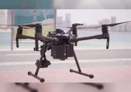 Dubai Police use drones to reinforce coronavirus precautionary measures