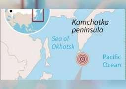 7.5-magnitude quake rocks Russian Pacific coast