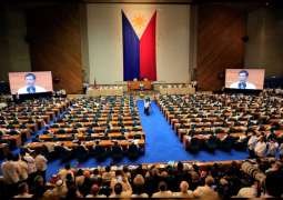 Philippine Congress approves national emergency declaration