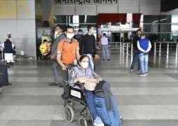 277 Indians evacuated from coronavirus-hit Iran arrive in Delhi