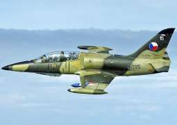 Jet Trainer Crash Kills Pilot in Southwestern Russia