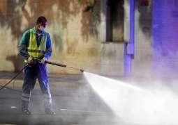أمانة محافظة جدة تكثف مجهوداتها في تنظيف وتعقيم المرافق والساحات العامة