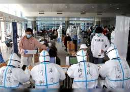 China reports second day of no new local coronavirus transmissions, imported cases rise
