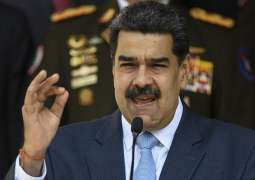 US Announces Criminal Charges Against Venezuela's Maduro - Justice Dept.