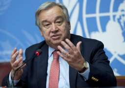 UN Chief Says Organization's 'Critical Work' Mostly Uninterrupted by COVID-19