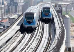 RTA completes disinfection of metro trains, trams, stations, buses and taxis