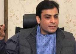 Hamza Shehbaz approaches LHC for bail amid fears of Coronavirus