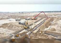 بلدية مدينة أبوظبي تبدأ تنفيذ مشروع الطرق والبنية التحتية  في منطقة الصدر بتكلفة 294.7 مليون درهم