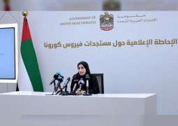 UAE reports 63 new COVID-19 cases, Disinfection Programme extended until April 5: UAE Government