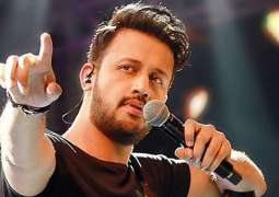 Atif Aslam becomes top trend on Twitter after his song for PM Khan