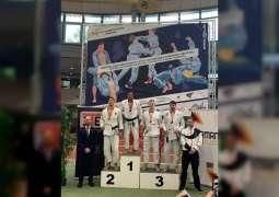 367 ميدالية لأبطال الجوجيتسو تضع الإمارات على قمة العالم في موسم 2019 - 2020