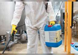Empower disinfects its 79 plants and customer service centres