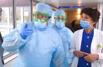 Russian Medical Experts to Start Working in Bergamo Hospital on Wednesday