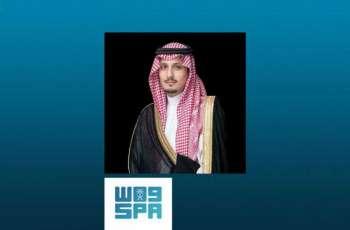 سمو نائب أمير المنطقة الشرقية: أمر خادم الحرمين الشريفين يؤكد الأسس الإنسانية التي تسير عليها المملكة