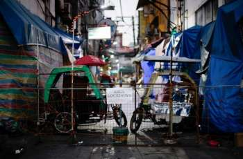 Number of COVID-19 Cases in Philippines Rises by 538 to 2,084 Over Past 24 Hours- Ministry