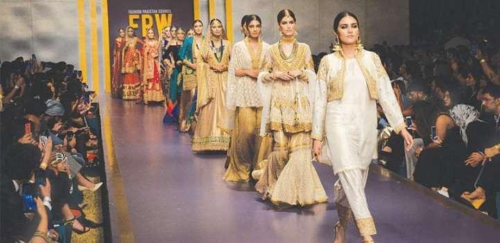 Pakistan's Fashion Week postponed till further orders
